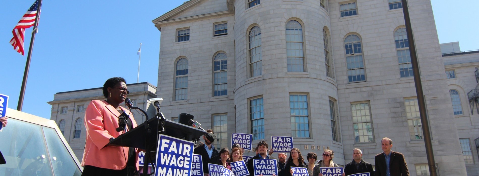 Vital work that pays poverty wages: Maine home care workers speak out