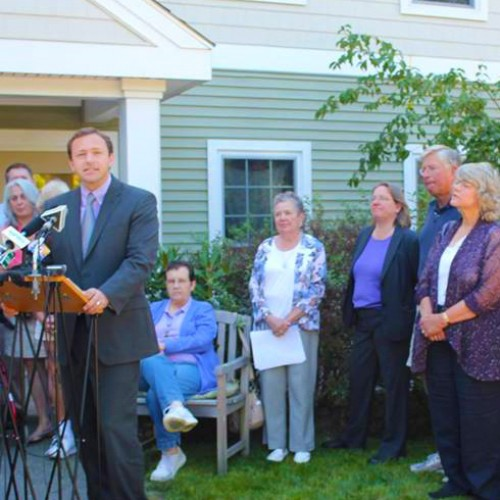 Seniors speak up as Maine's legislative session winds down