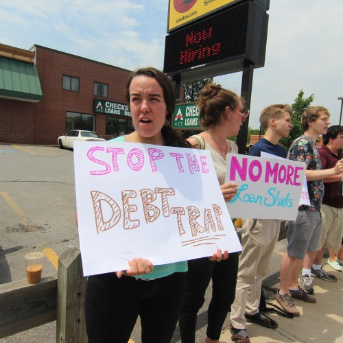 Payday loan industry bill threatens vulnerable Mainers