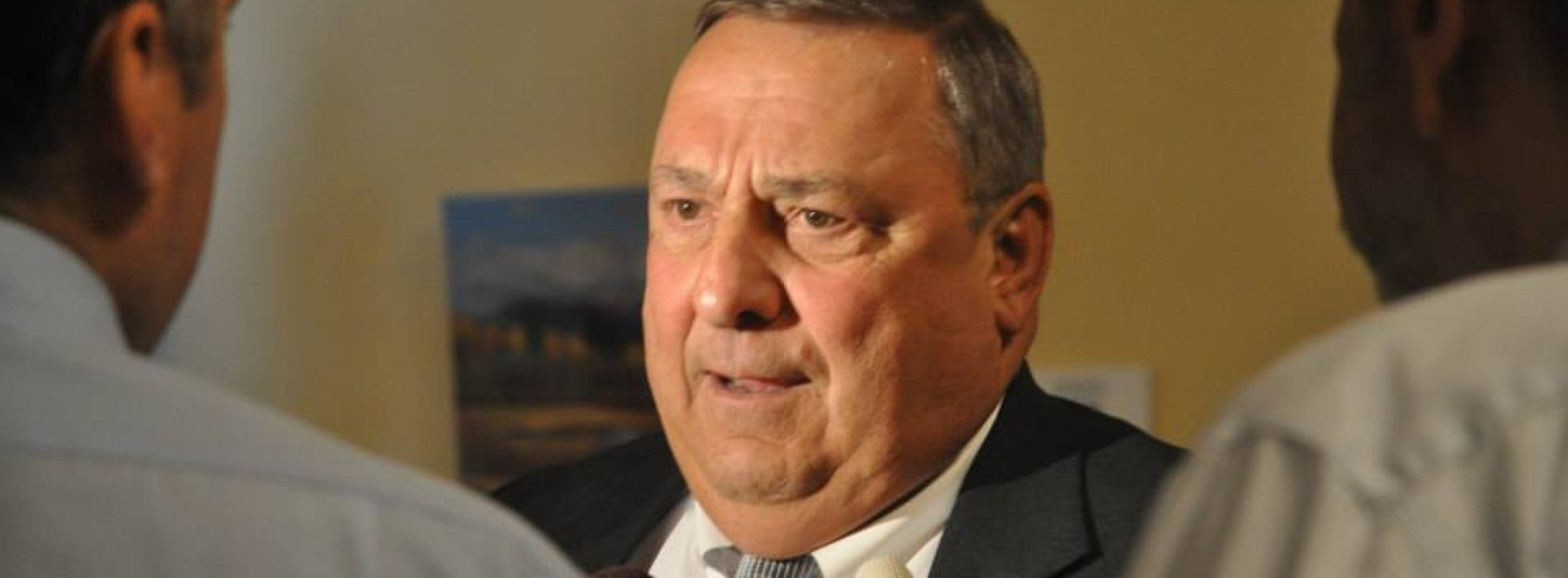 Documents show LePage lied about minimum wage
