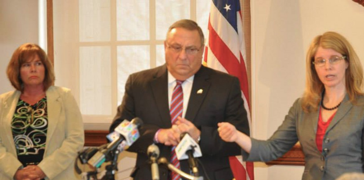 How Gov. LePage lost Maine almost $2 billion