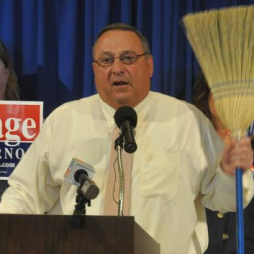 Gov. LePage fears referendum could undo his tax breaks for the wealthy