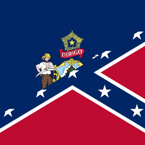 A racist's perspective on the Confederate flag