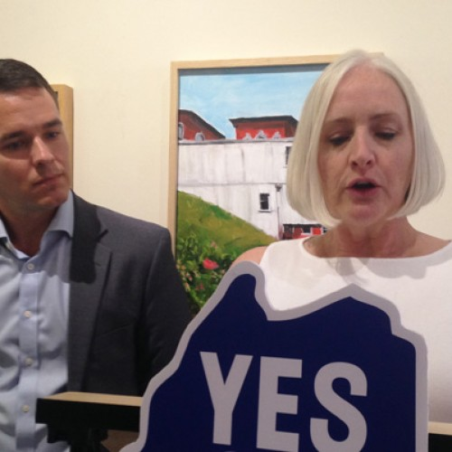 Small business owners back clean elections referendum