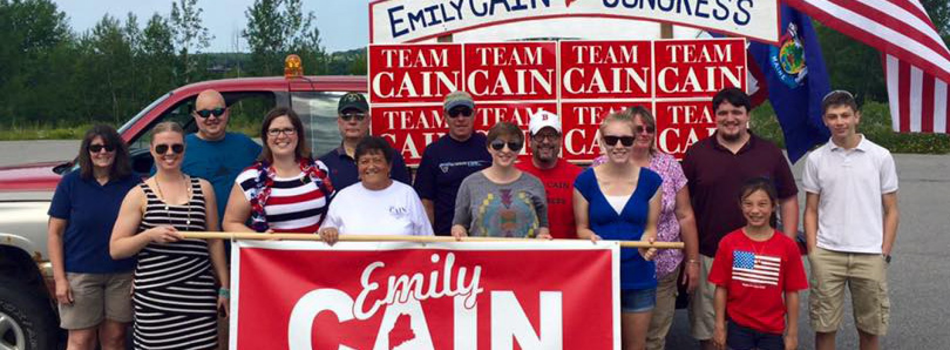 Emily Cain on the issues