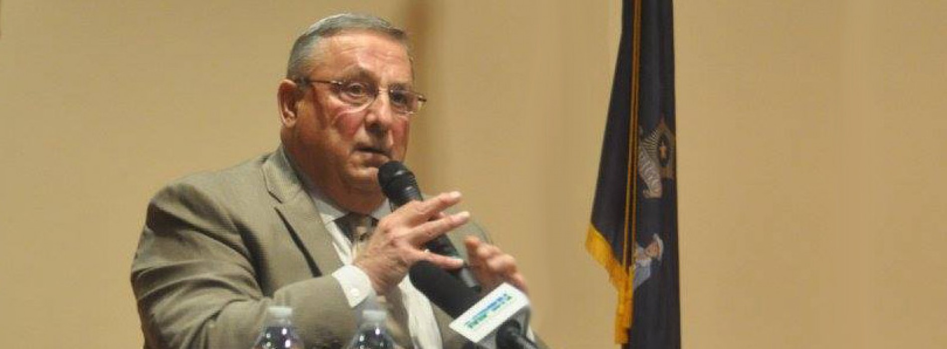 Despite vetoing it five times, Gov. LePage has no idea how health care expansion works