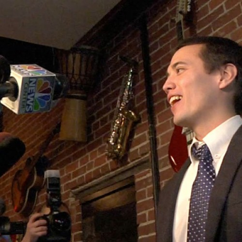 Video: Chin leads heading into runoff for Lewiston mayor