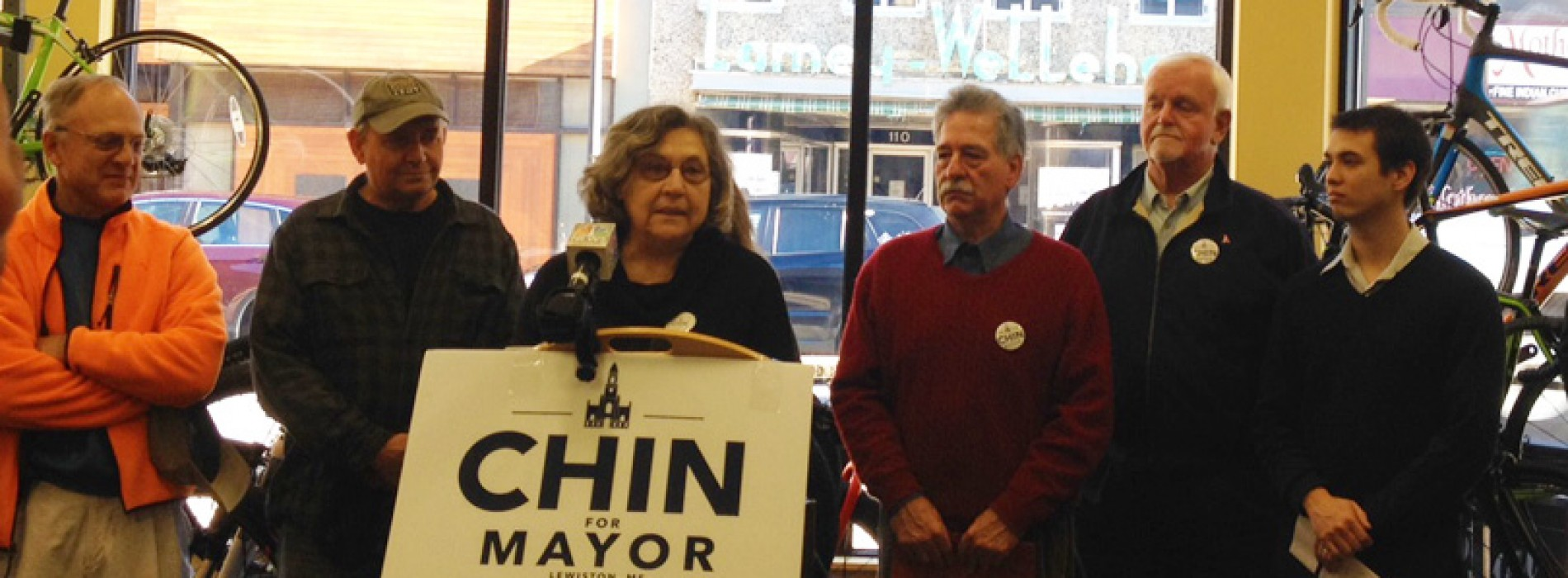 Majority of Lewiston City Council endorses Ben Chin for mayor