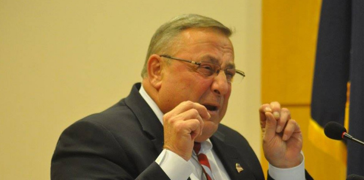 Gov. LePage's tax cuts for the wealthy create a crisis for Maine towns