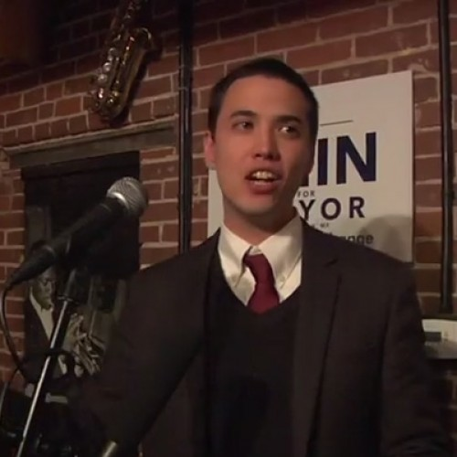 Video: Ben Chin on Lewiston election loss, building a larger movement