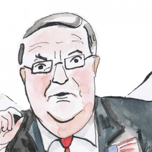 Cartoon: Gov. LePage's intervention