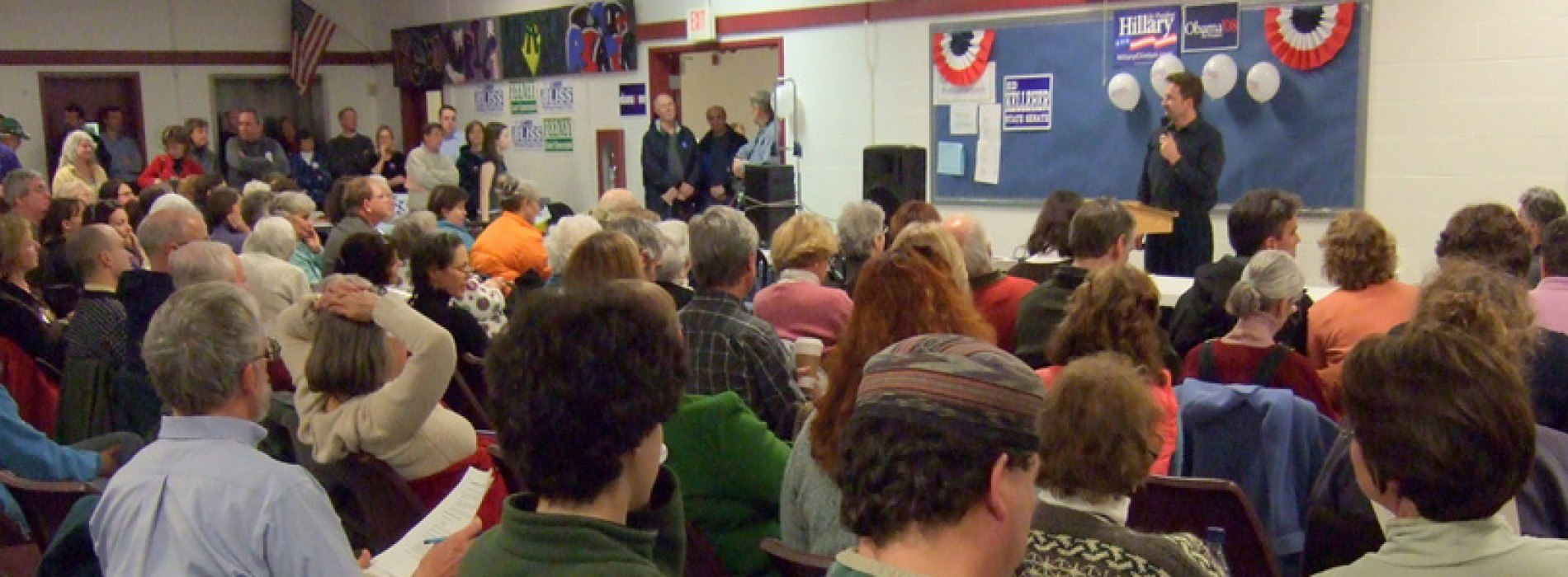 Caucusing: Your opportunity to take over the Democratic Party