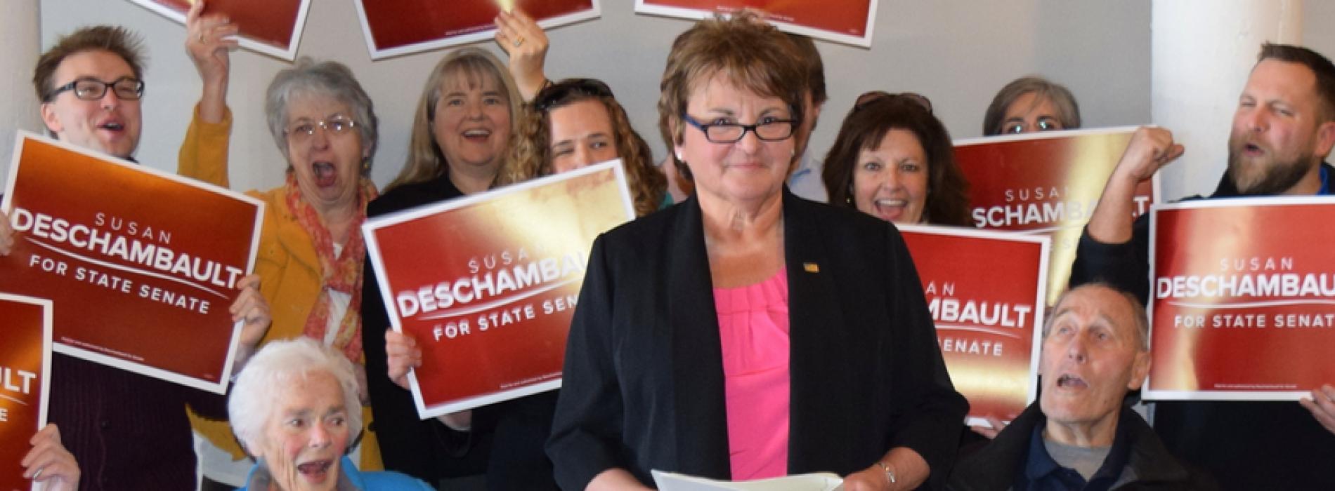 Gov. LePage refuses to swear in duly-elected Democratic Senator