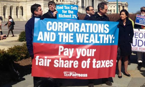 New poll shows that a majority of Mainers support a progressive tax code