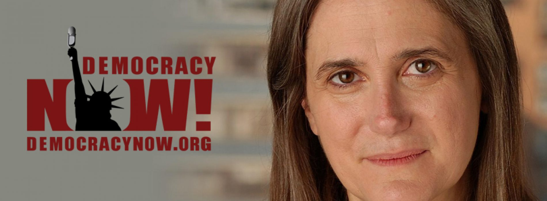 Amy Goodman to speak in Portland, Bangor and Bar Harbor this weekend