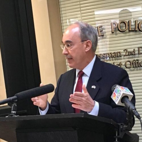 Poliquin dismisses seniors with health care questions as 'socialists' in league with Pelosi