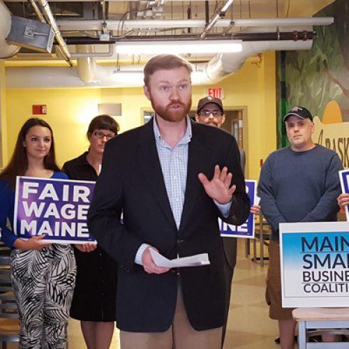 500 Maine small businesses back minimum wage referendum