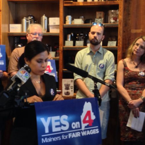 Maine small businesses say minimum wage increase will level the playing field