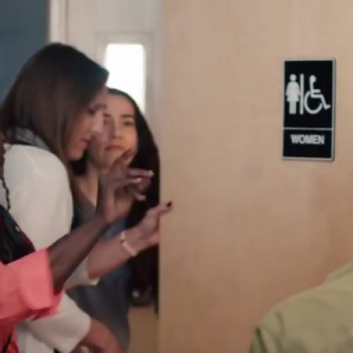 Transgender rights ad shot in Maine to air during RNC tonight