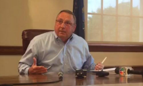 Gov. LePage: The enemy is 'people of color'