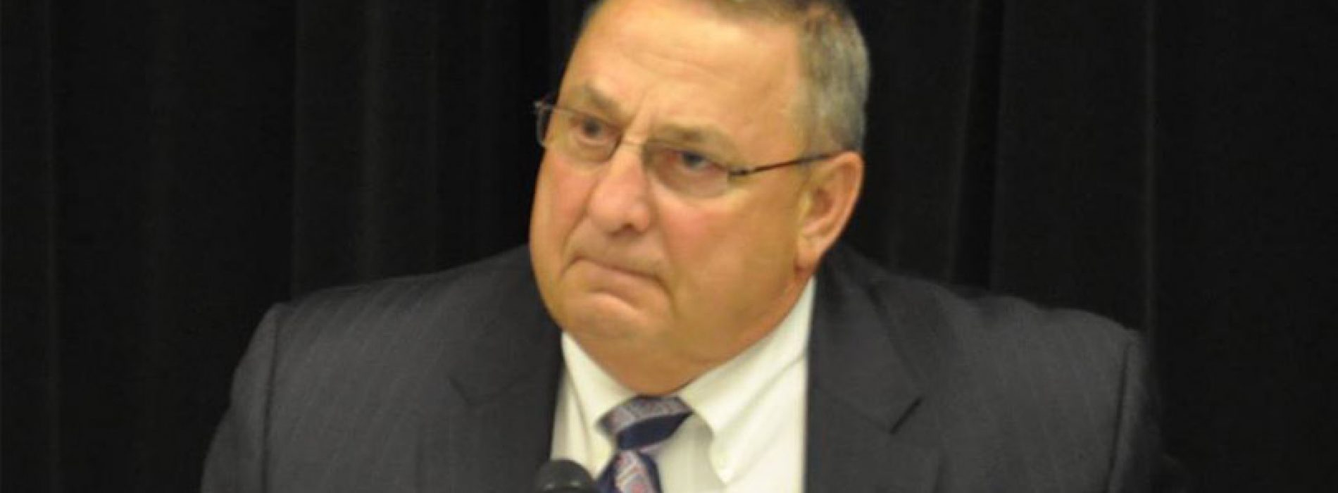 Gov. LePage's latest lie shows he hasn't read minimum wage law
