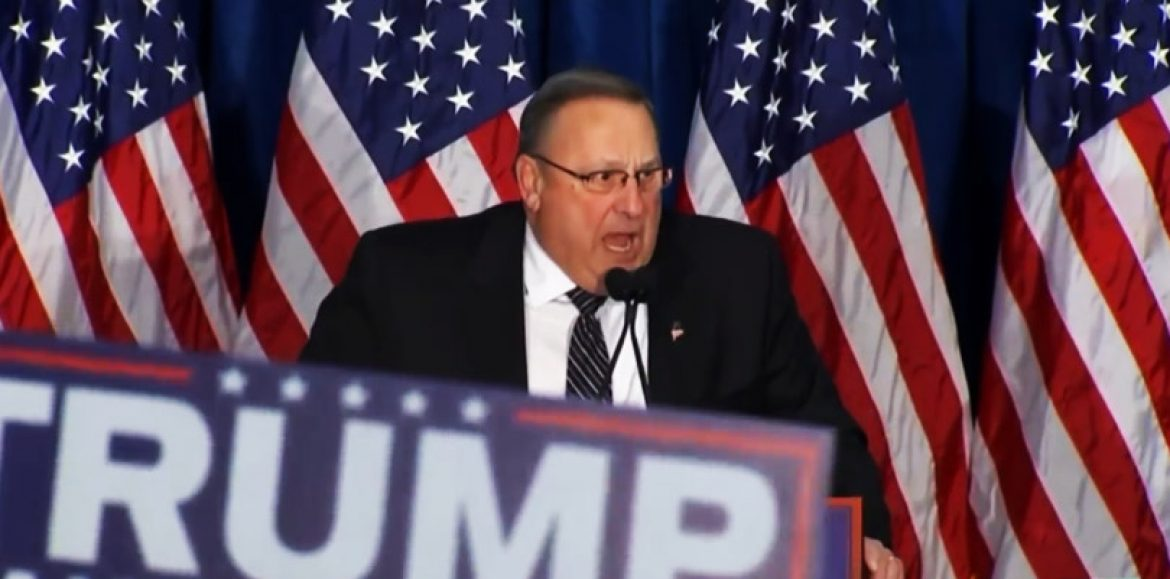 The problem isn't Gov. LePage's mental state, but his underlying racism