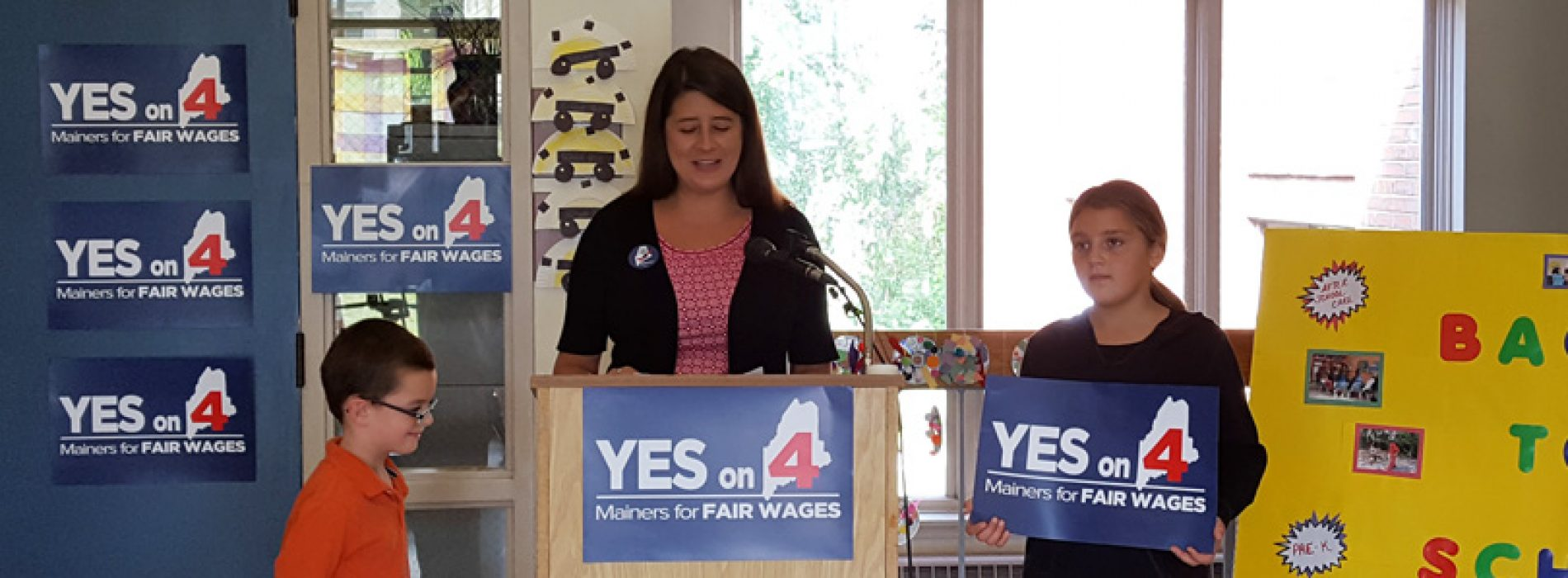 Press Herald poll: Minimum wage question has a 32-point lead