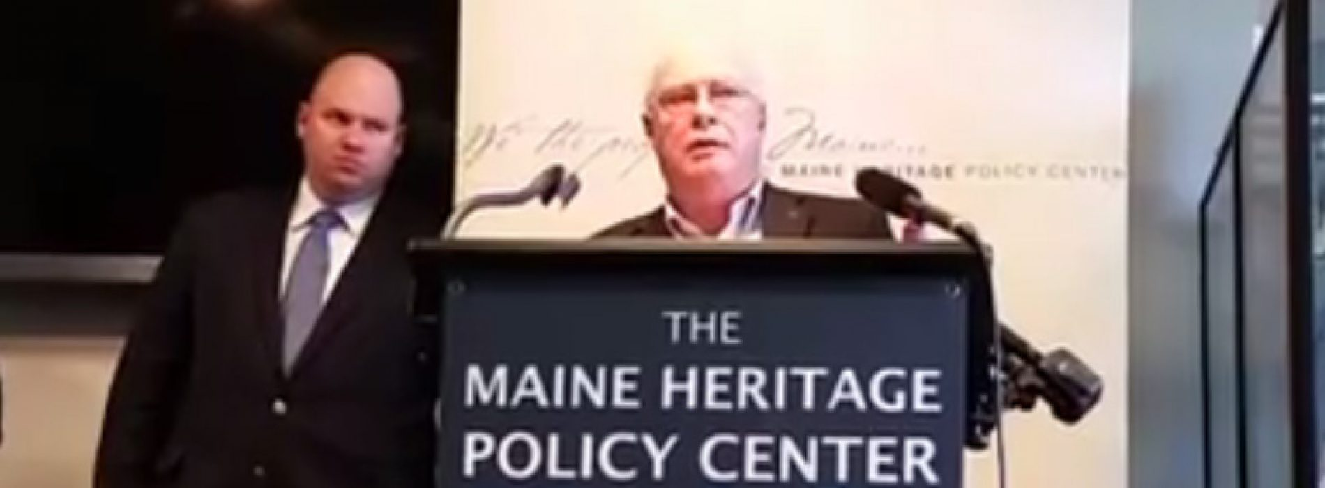 Koch brothers attack Maine minimum wage referendum