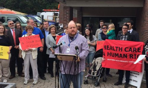 Referendum campaign launched to expand Medicaid in Maine