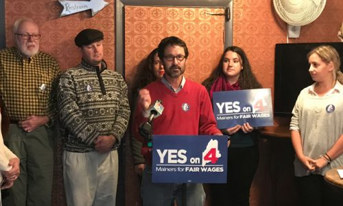 Restaurant owners join workers in backing Question 4