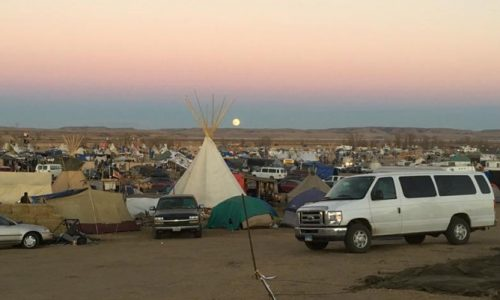 Mainers at Standing Rock explain how you can help