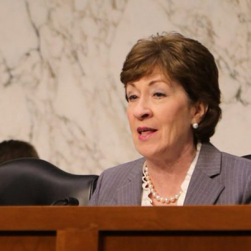 Report: Sen. Collins only opposed DeVos once she knew her vote wouldn't matter