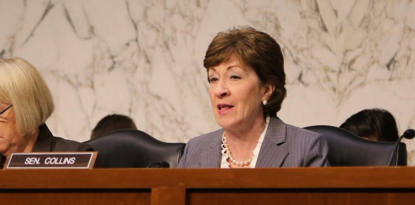 After Devos Vote Fight For Public >> Report Sen Collins Only Opposed Devos Once She Knew Her Vote