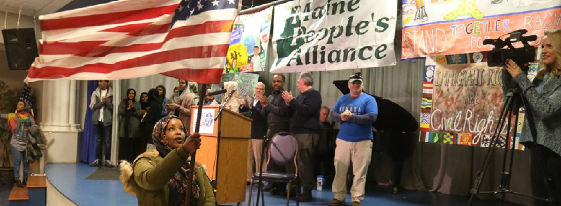 Gov. LePage doubles down on inequality and racism as Mainers stand up for one another
