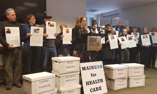 As Maine considers Medicaid expansion, new study shows it paid off in other states