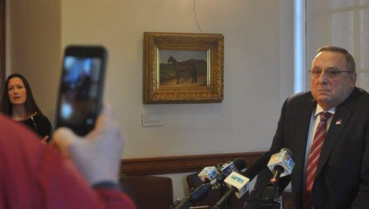 Gov. LePage's justification for cutting taxes for the wealthy is farcical