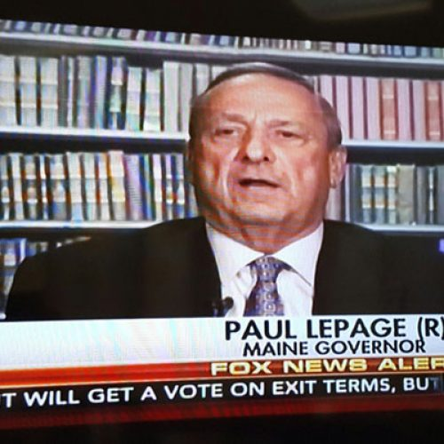 Four crazy things Gov. LePage said this week (including threatening to leave Maine)