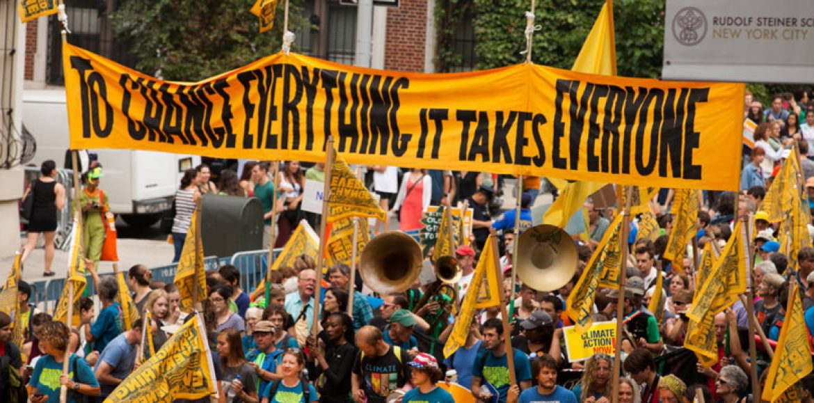 Mainers to march for climate action on April 29th