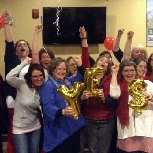 Maine hospice nurses celebrate union organizing victory