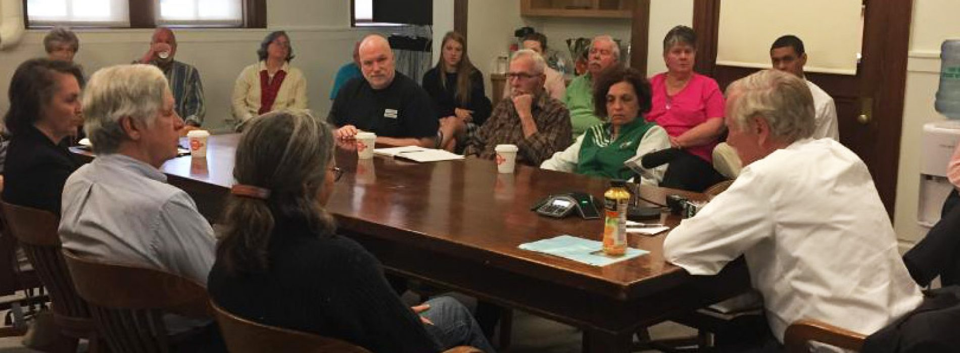 Sen. King, AARP highlight devastating effect of health care repeal on older Mainers
