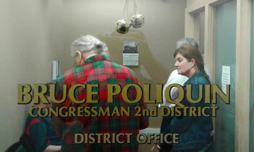Extreme weather highlights Rep. Poliquin's climate change denial