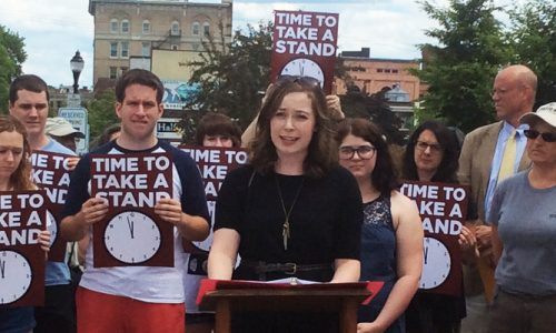 Mainers say Sen. Collins must finally take a stand on health care repeal