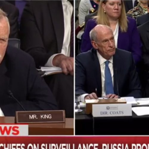 Sen. King grills Trump officials on refusal to testify