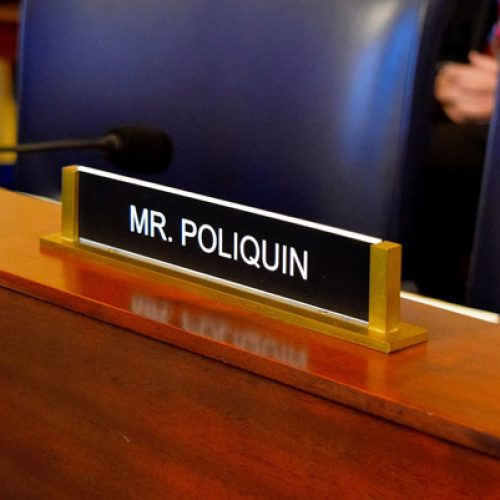 Before Trump's ban, Rep. Poliquin tried to strip health care from trans service members