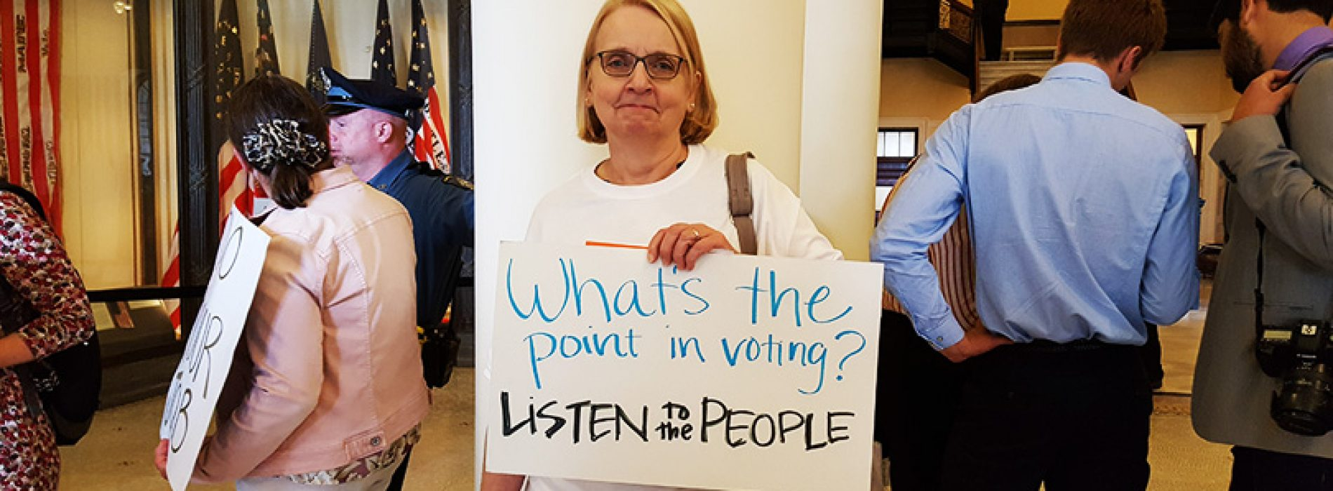Despite setbacks, referenda are still a powerful tool for Maine people