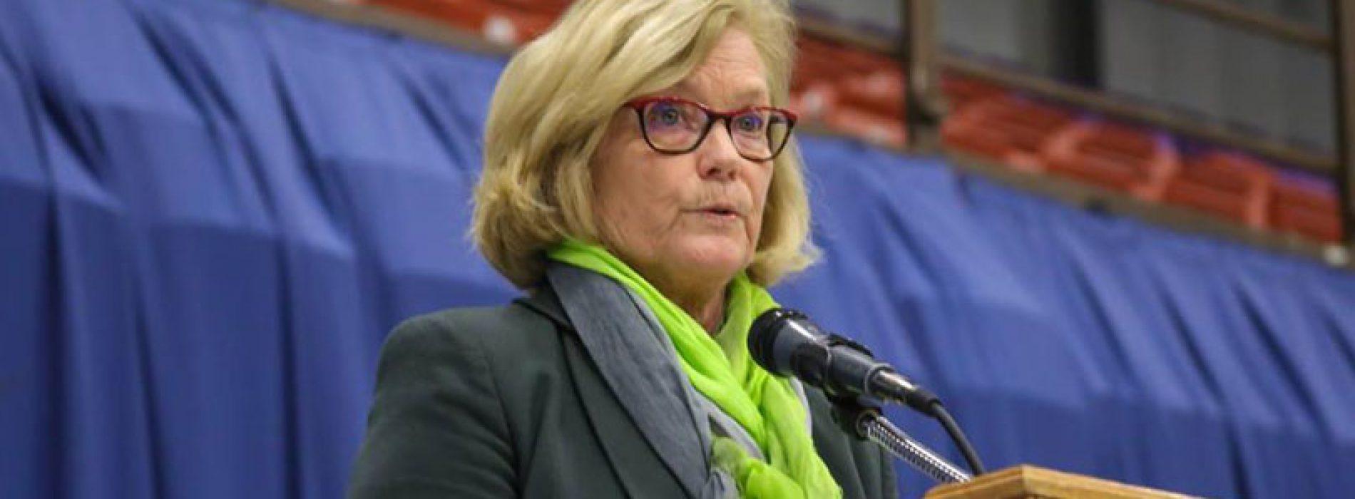 Rep. Pingree calls out WGME's 'pro-Trump propaganda'