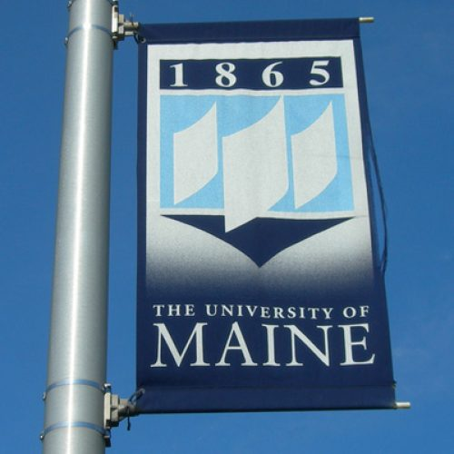 UMaine community, administration respond to 'horrific' banners