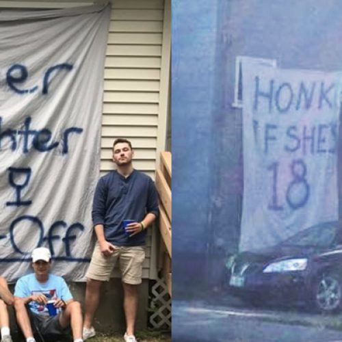 Misogynist banners at UMaine underscore a lack of support for women on campus