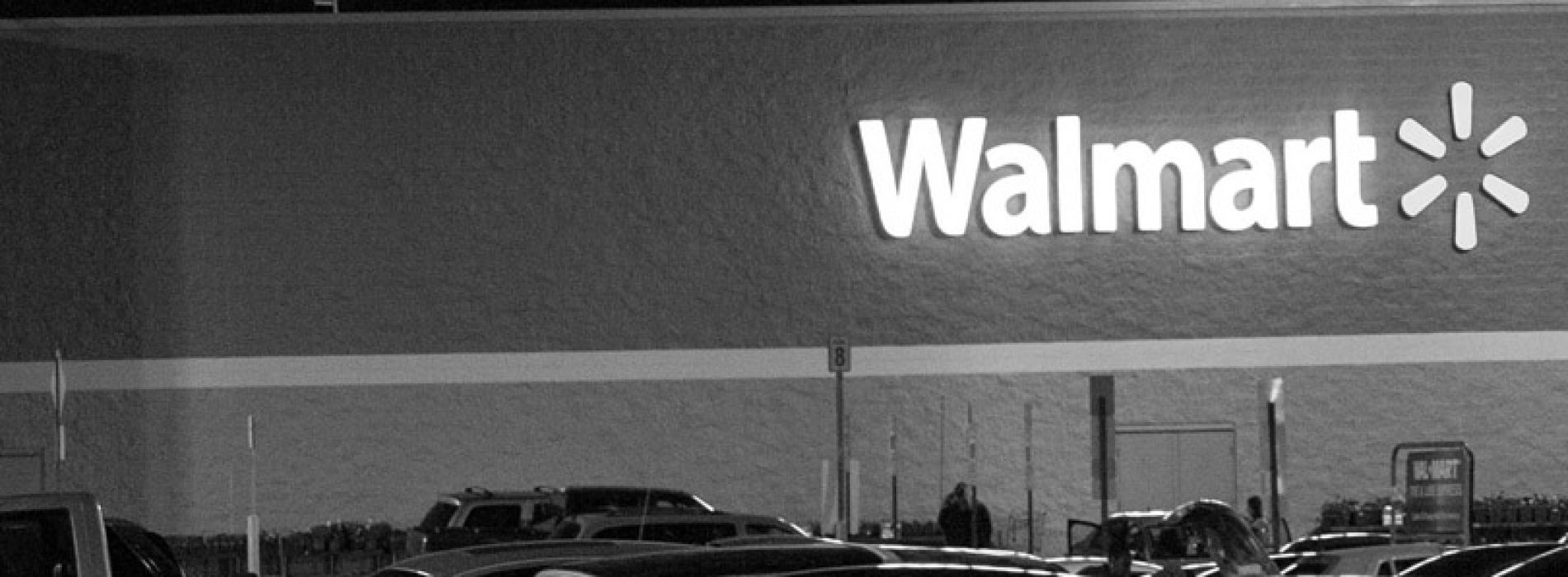 Maine Republicans celebrate tax breaks for Walmart moments before