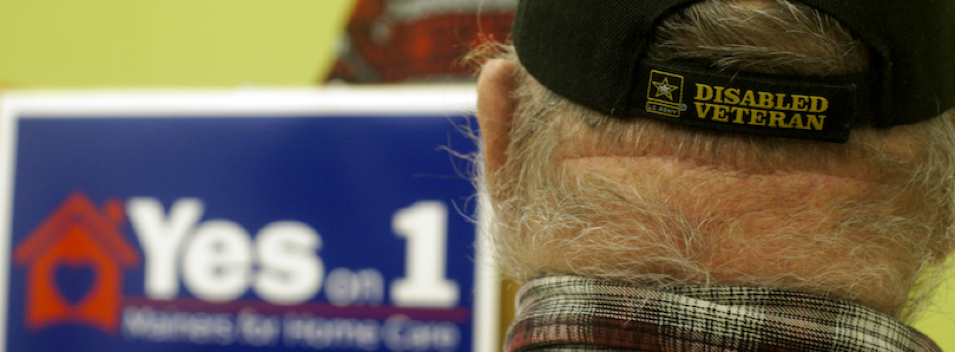 Maine veterans rally for Question 1, highlight 'serious